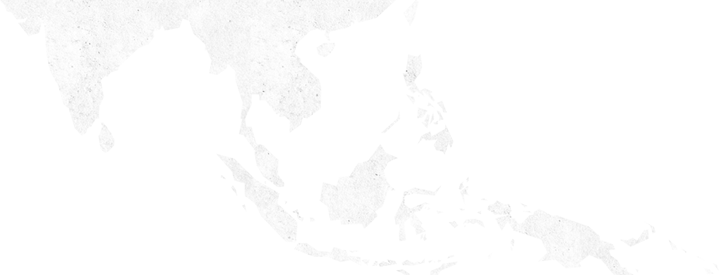 Map of South East Asia
