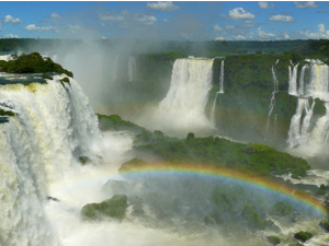 Excursion to Brazilian and Argentinian side of the falls