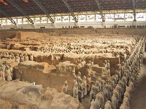 Terracotta Army and Departure