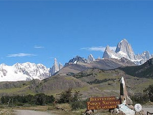 mountains in patagonia