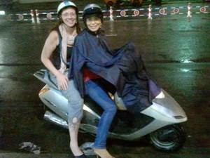 Scoot around Ho Chi Minh City