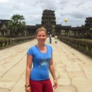 Travel specialist Brittany in Siem Reap Cambodia