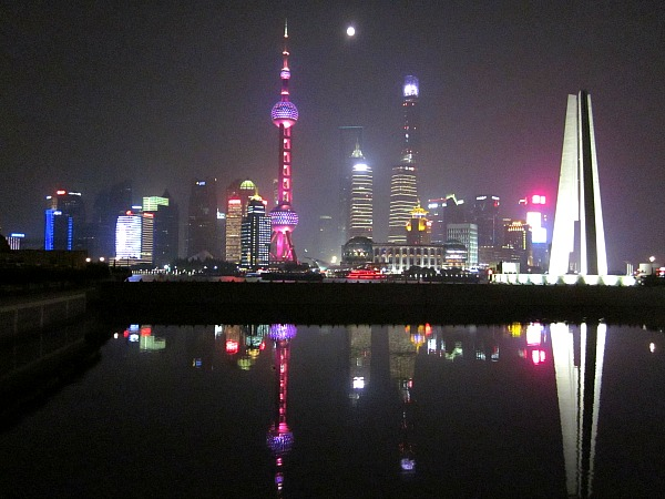 China-Shanghai-City-Skyline