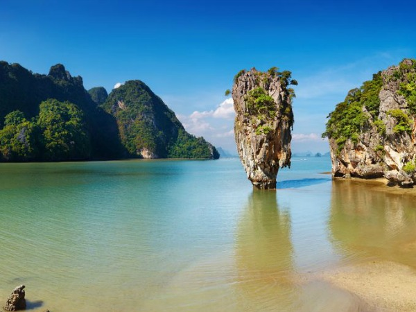 Thailand-Phang-Nga-Bay-beach